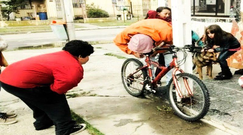 bicicleta municipalidad