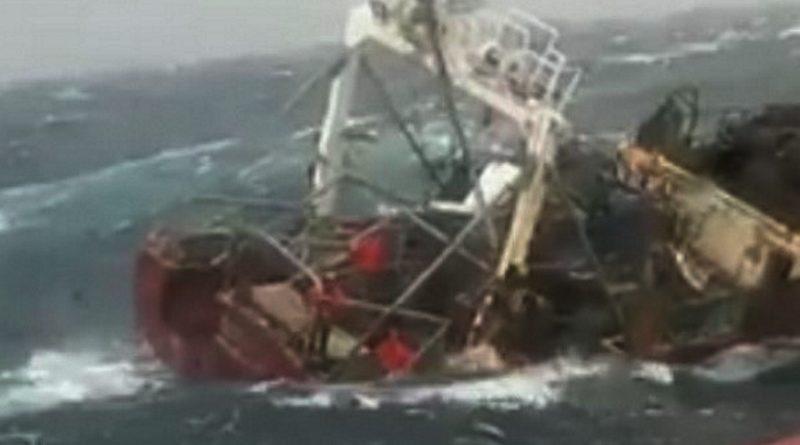 tragedia del buque pesquer el repunte