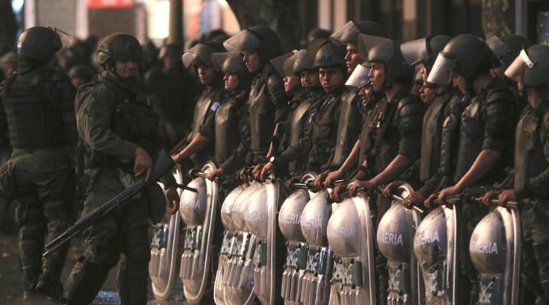 gendarmeria Reforma Previsional